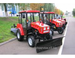 Tractor Bielarus MU-320