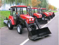Трактор   Беларус МПУ-320