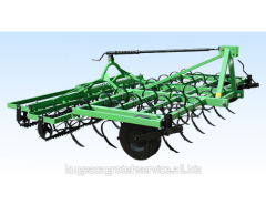 The unit combined Soil-row outboard U724 / 1 /