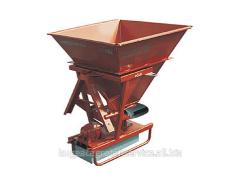 Sand spreader