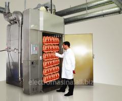 KON-100 heat chambers
