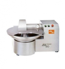 Bowl-shaped vacuum meat cutter (desktop option) of