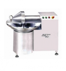 Bowl-shaped vacuum meat cutter (floor option) of Mado Garant 35 H MSK 760-II