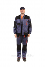 Suit the worker of Better, Overalls in Moldova