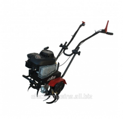 Motor-cultivator the Leader of MK-1 with the...