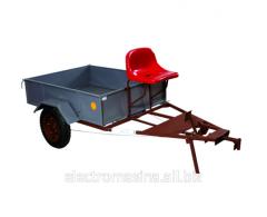 Cart of hook-on 250 kg