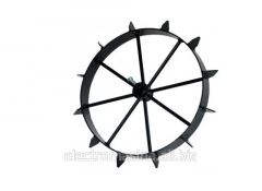 Wheel for a seeder