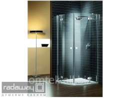 Shower cabins of RADAWAY