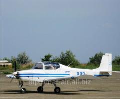 Сверхлегкий самолет типа FESTIVALR 40F.