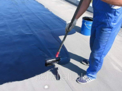 Roofing materials polymeric and bituminous sof