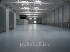 Coverings for industrial floors