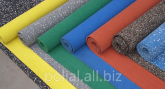 Coverings are sports rolled