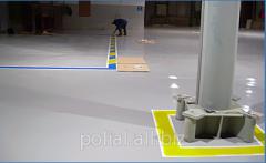 Concrete floors decorative