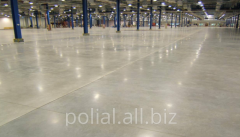 Floors industrial concrete