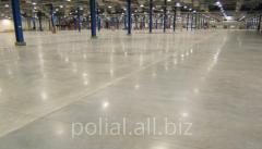 Floors industrial concrete