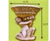 Concrete vases - the Vase Amor