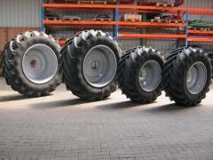 Диски колесные для сельхозтехники.