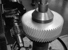Cogwheels for agricultural machinery