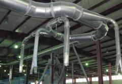 Оборудование вентиляционное