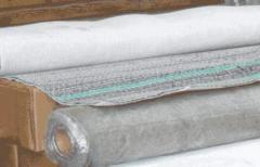 Materials geotextile