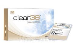 Контактные линзы CLEAR 38 / Lentile de contact