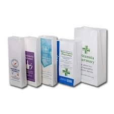 Упаковка картонная фармацевтическая