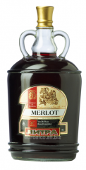 Вино натуральное Merlot