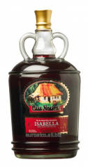 Semisweet wine red Casa Noastra Isabella (2 l)