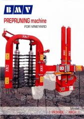 PR 3000 машина для предварительной чеканки