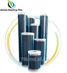 Теплый пол - Инфракрасная пленка  «Global Heating