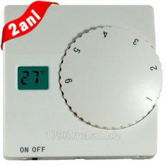 Терморегулятор для теплого пола Manual