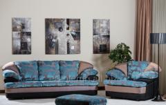 Upholstered furniture for the house of Ergolemn