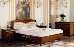 Bedroom of Ergolemn of fashions of Milan