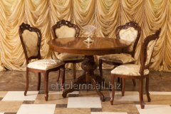 Table of Ergolemn of fashions. Savoya