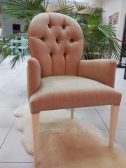 Chair of Ergolemn of fashions. Monac
