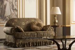 Upholstered furniture for a drawing room or office