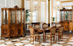 Furniture for the dining room and drawing room of