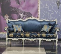Direct triple sofa of Solerno, Ergolemn