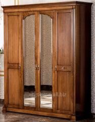Sliding wardrobe 2 doors of Milano, Ergolemn