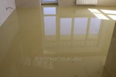 Industrial bulk floors