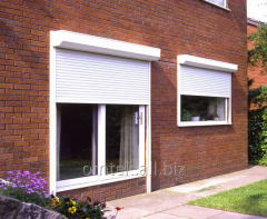 Rolling shutters are protective