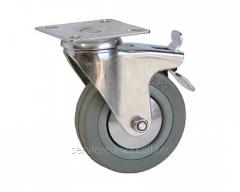 Roata pivotanta cu frina industriala diametru 50 - 3054-050
