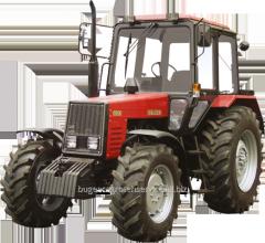 The tractor BELARUS 1021