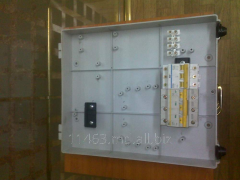 Switchboards for lighting