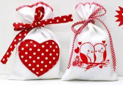 Подарочные и упаковочные мешочки