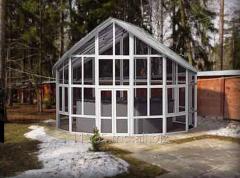 Window for the winter garden Inventproiec