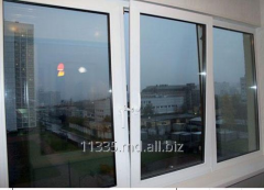 Sun-protection IGeam windows