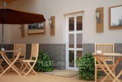 Door plastic for kitchen of Inventproiec
