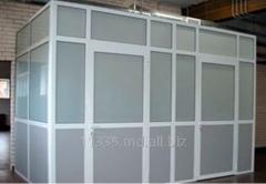 Partition plastic for kitchen of Inventproiec