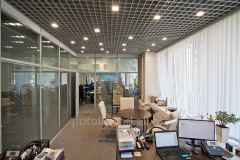 Грильято Решетчатые подвесные потолки